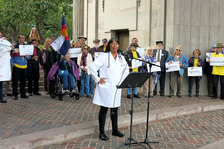 Single-Payer Health Care On Colorado Ballot In 2016