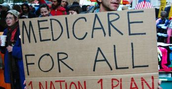Single-payer reform is 'the only way to fulfill the president's pledge' on health care