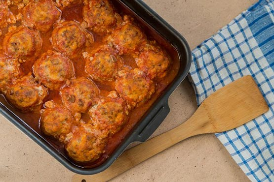 Easy recipes for meatballs . Classic Beef Meatballs