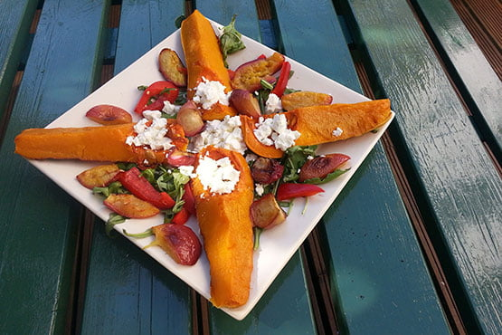 Recipes with butternut squash. Ready in 30 minutes.