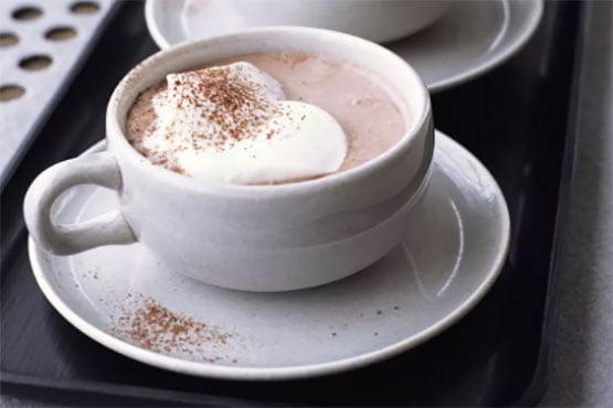 Classic Dutch Hot Chocolate