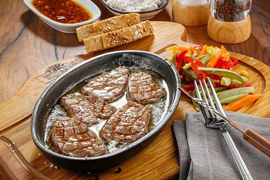 Steakhouse Recipes