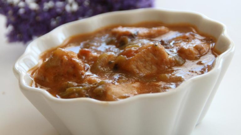 Green Chile Stew Recipe