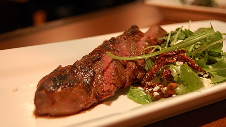 Grilled Flatiron Steak
