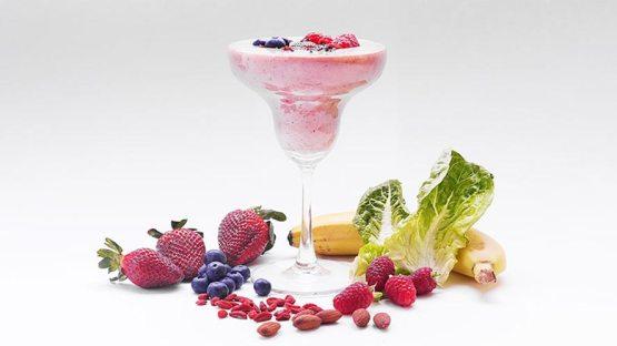 Easy Antioxidant Berry Blast recipe