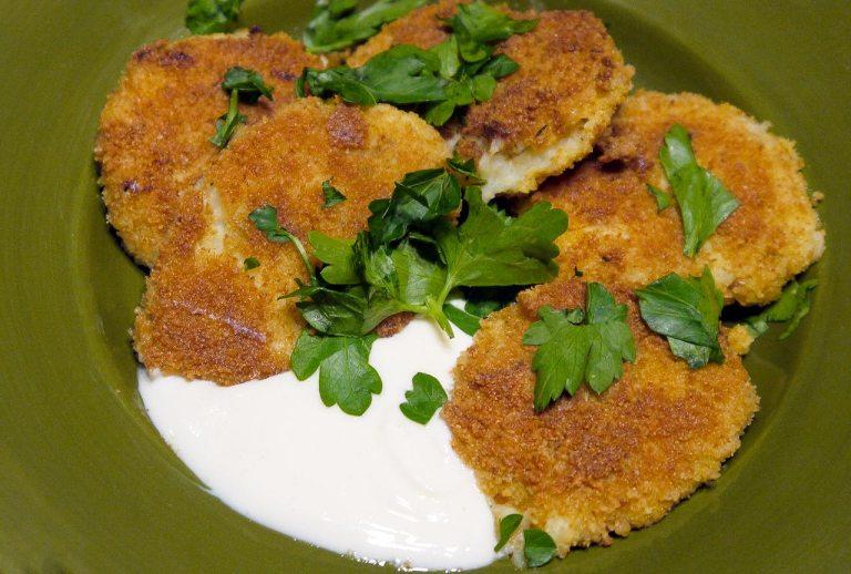 Low Sodium Cauliflower Potato Bites Recipe
