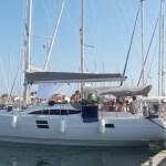 Onze boot in Kroatië, een Elan 50 Impression