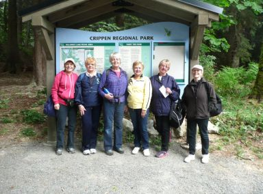 Bowen Island Hike