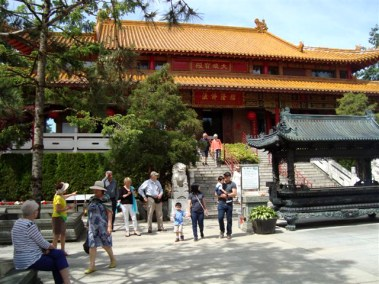 Richmond Buddhist Temple and Chinese Gardens