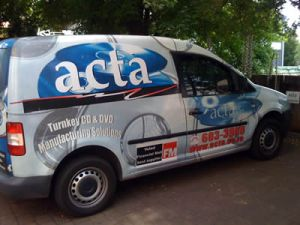 Acta delivery vehicle