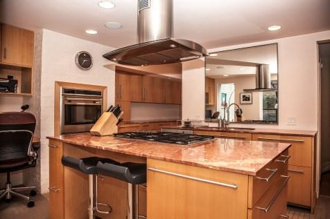 1103 Garden St. - kitchen