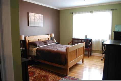 215 Grand #4F Bedroom