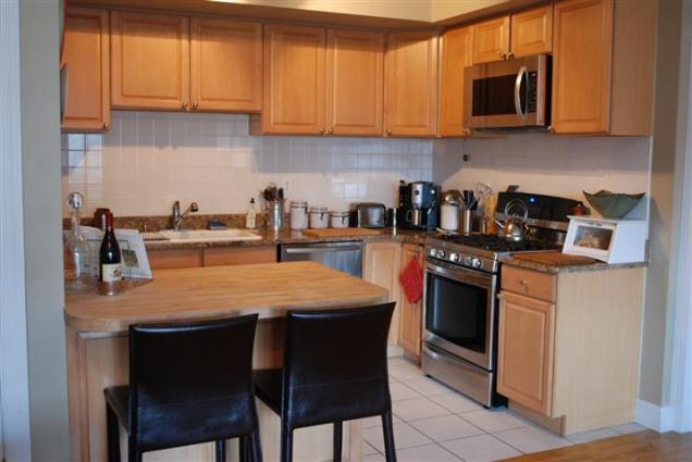 215 Grand #4F Kitchen