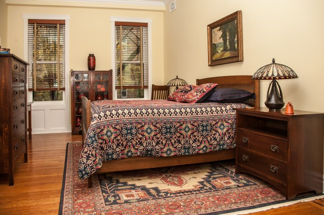 1022 Hudson St 1 - bedroom 2