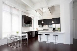 1500 Garden St 3A - Dining Room-Kitchen