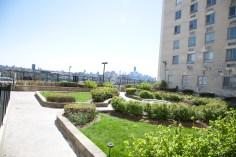 The Doric 12th fl - garden