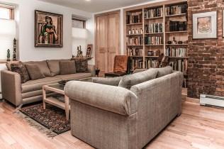 204 Garden St 1 - living room