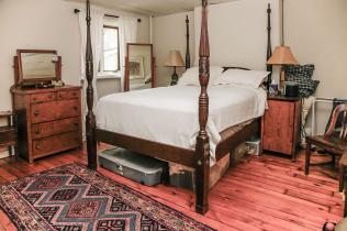 1021 Garden Street bedroom 2