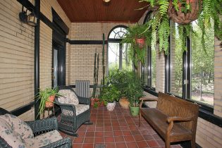 926 Castle Point Terrace - sun room