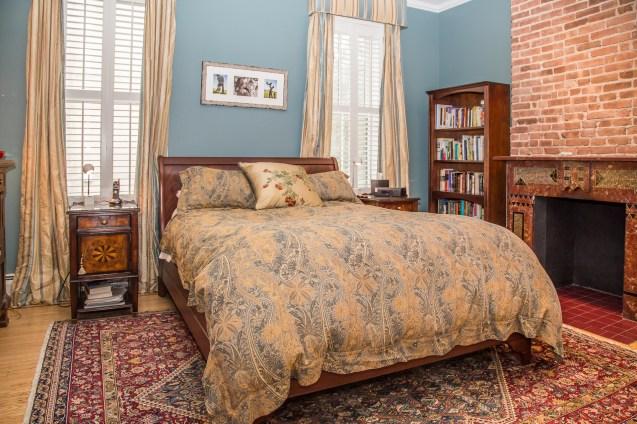1249 Garden St - bedroom