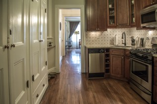 1009 Willow Avenue #2R - kitchen