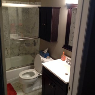 1102 Washington St #1 - bath