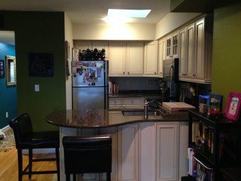 300 Hudson St #15 - kitchen 1