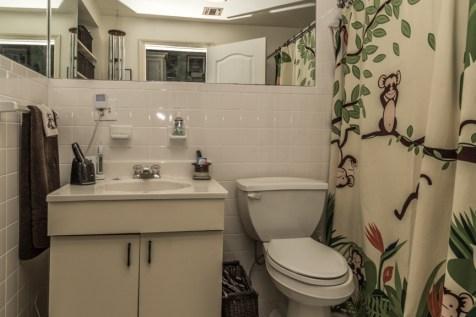 736 Garden St #2 - Bathroom