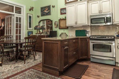 736 Garden St #2 - Kitchen & Dining