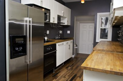 276 Webster Ave - Kitchen