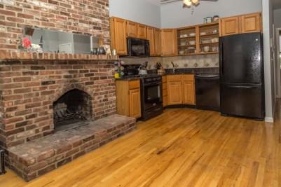 736 Garden St Apt D - kitchen