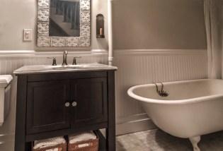 717 Garden St - bathroom 1