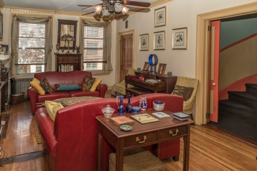 325 Park Ave - living room 1