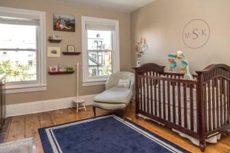 817 Garden St - bedroom 2