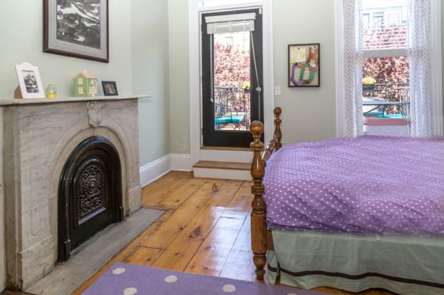 817 Garden St - bedroom 3