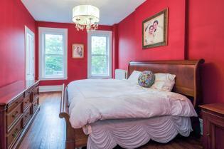 161 13th St - Master Bedroom