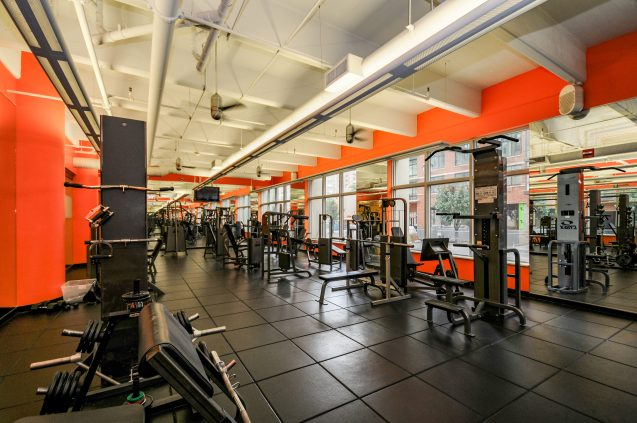 1500 Washington St 7M gym 2