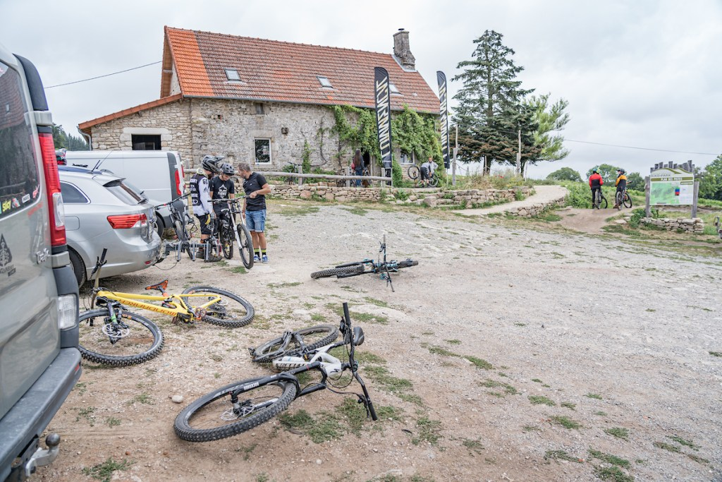 Ferme Des Vignes - Singletracks Bike Park