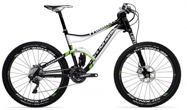 Cannondale 2013: Riding the new Trigger