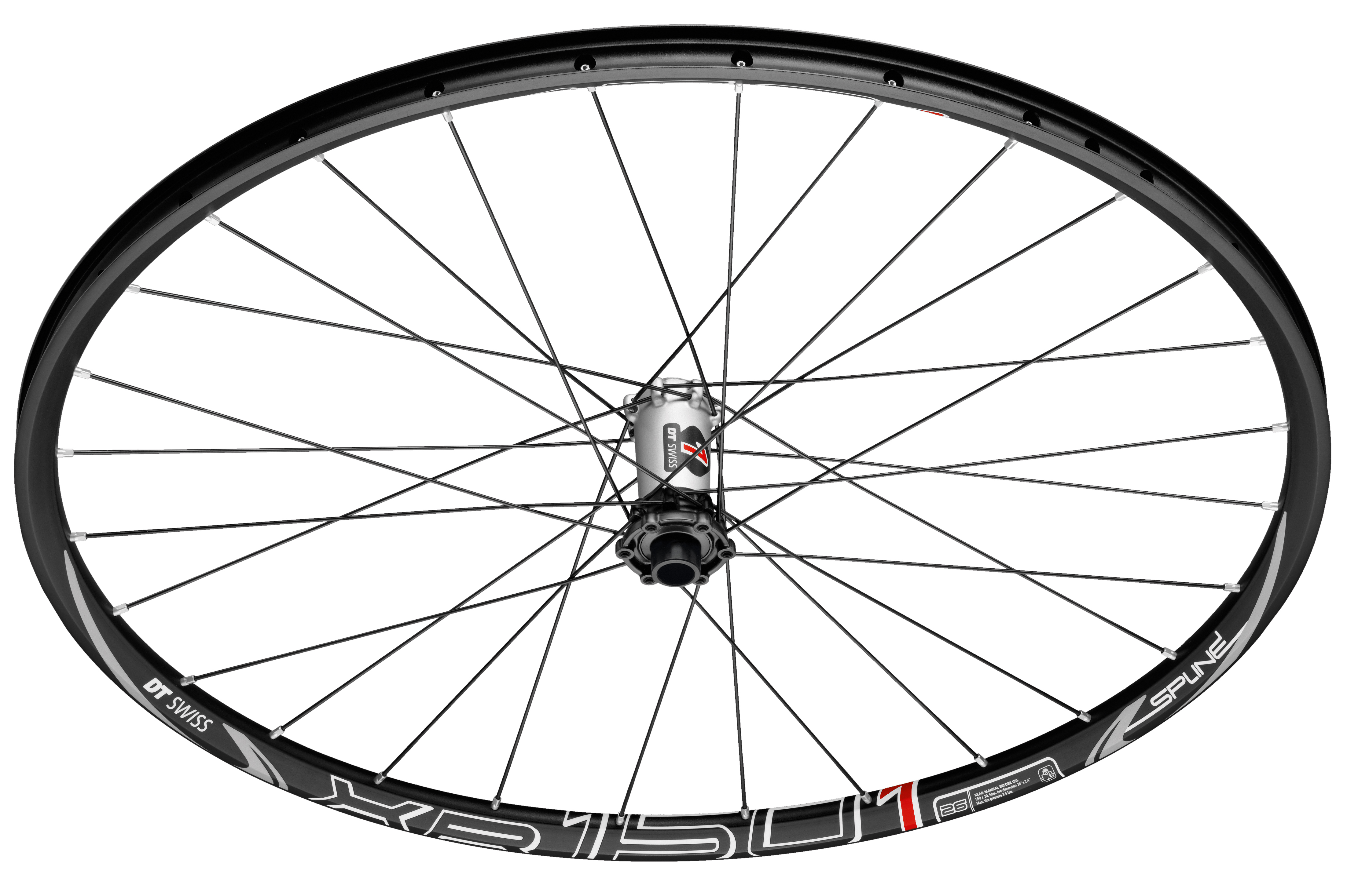Many wheels and a new fork line from DT Swiss