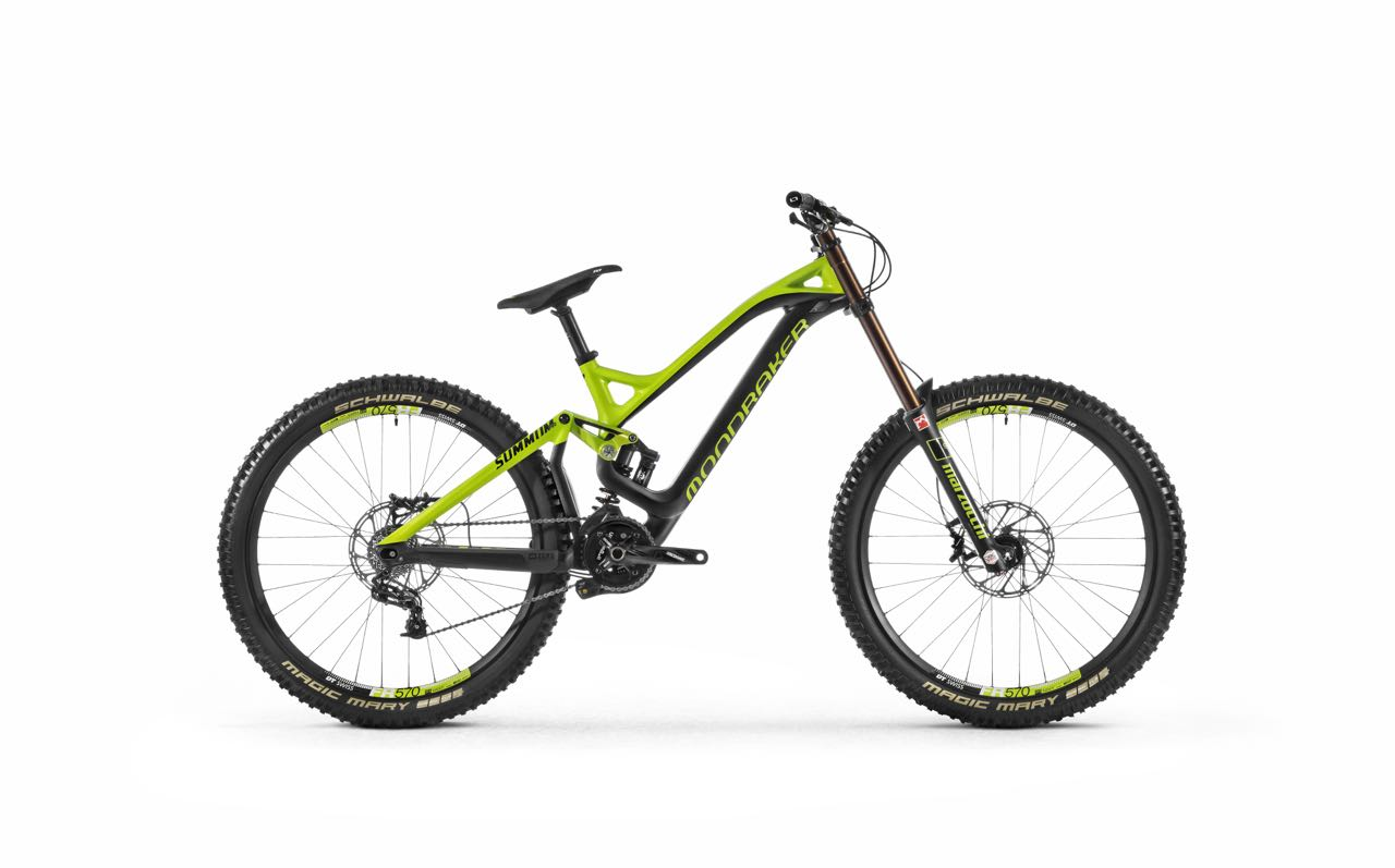 » More Than Fast: Mondraker Release Carbon Fibre Summum DH