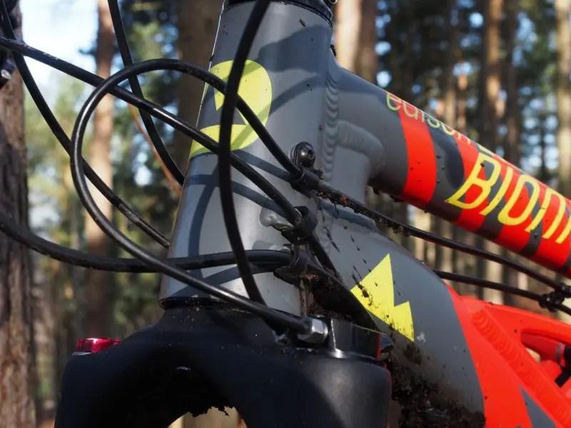 Bionicon Edison Evo  Two bikes in one  Singletrack Magazine