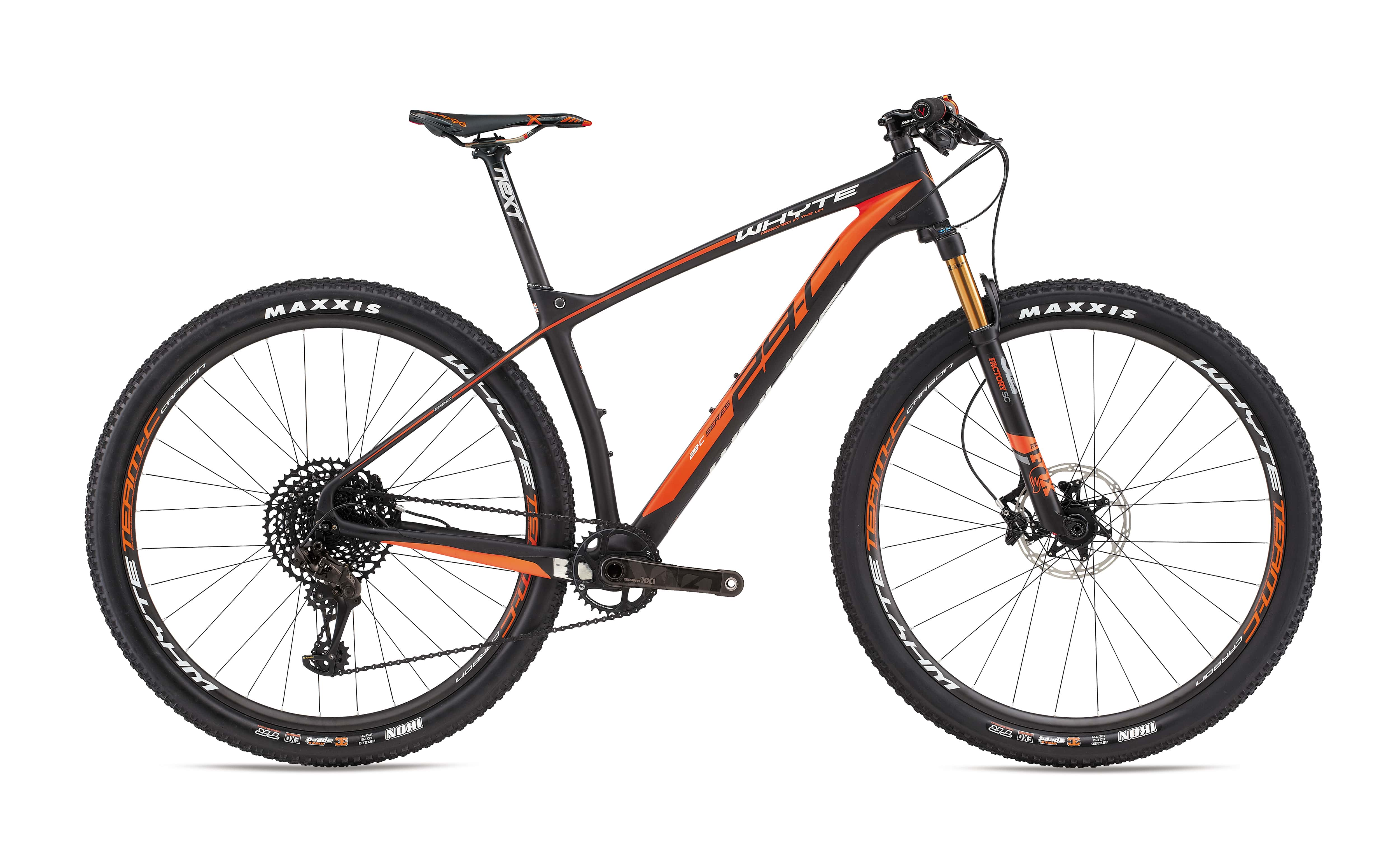 First Look Whyte Range