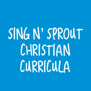 Sing n' Sprout Christian Curricula – Set of 5 (Save 25%)