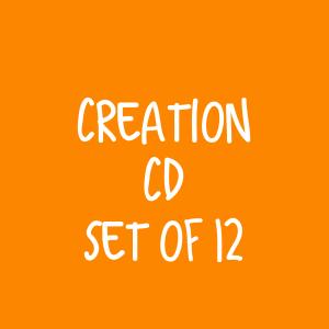 Creation CD – Set of 12
