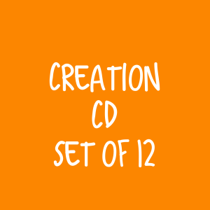 Creation CD – Set of 12