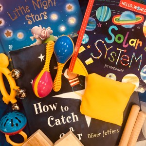 Twinkle, Twinkle, Little Star Curricula – Single Lesson