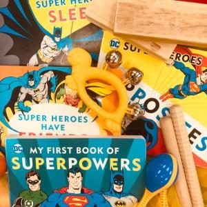 Superheroes Curricula – Single Lesson