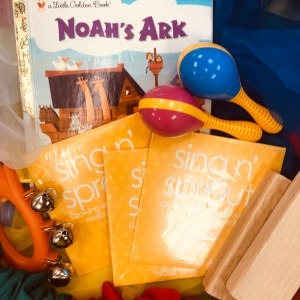 Noah's Ark Boogie Curricula – 8 Lessons