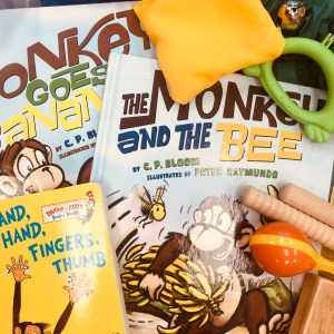 Monkey Business Curriculum – Single Lesson